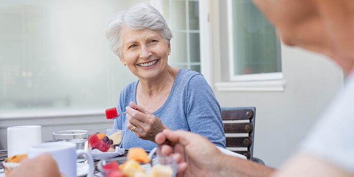 10 Nutrition Tips for Older Adults (Infographic)