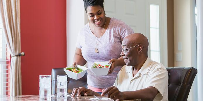 6 Caregiver Hacks for Improving Your Loved Ones Diet