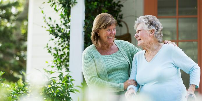 6 Tips for Family Caregivers When a Parent is Experiencing Significant Weight Gain