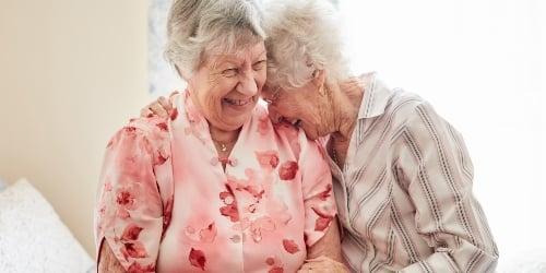 Benefits of Companion Care - 500px