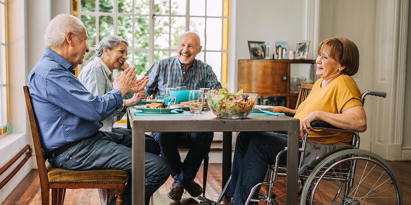 Putting the Word Community in Assisted Living Community
