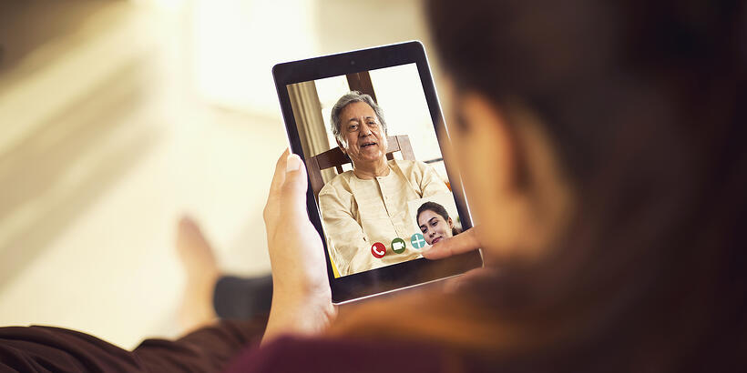 How to Improve Your Video Calls with a Person Living with Dementia x1000
