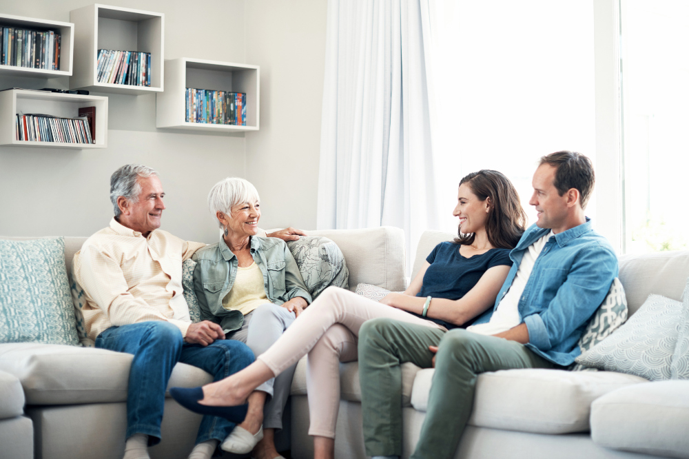 Steps to Take When Considering If Cohabiting with an Aging Parent Is Right for Your Family