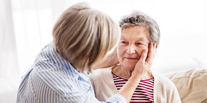 Creating Meaningful Interactions with a Loved One with Memory Loss