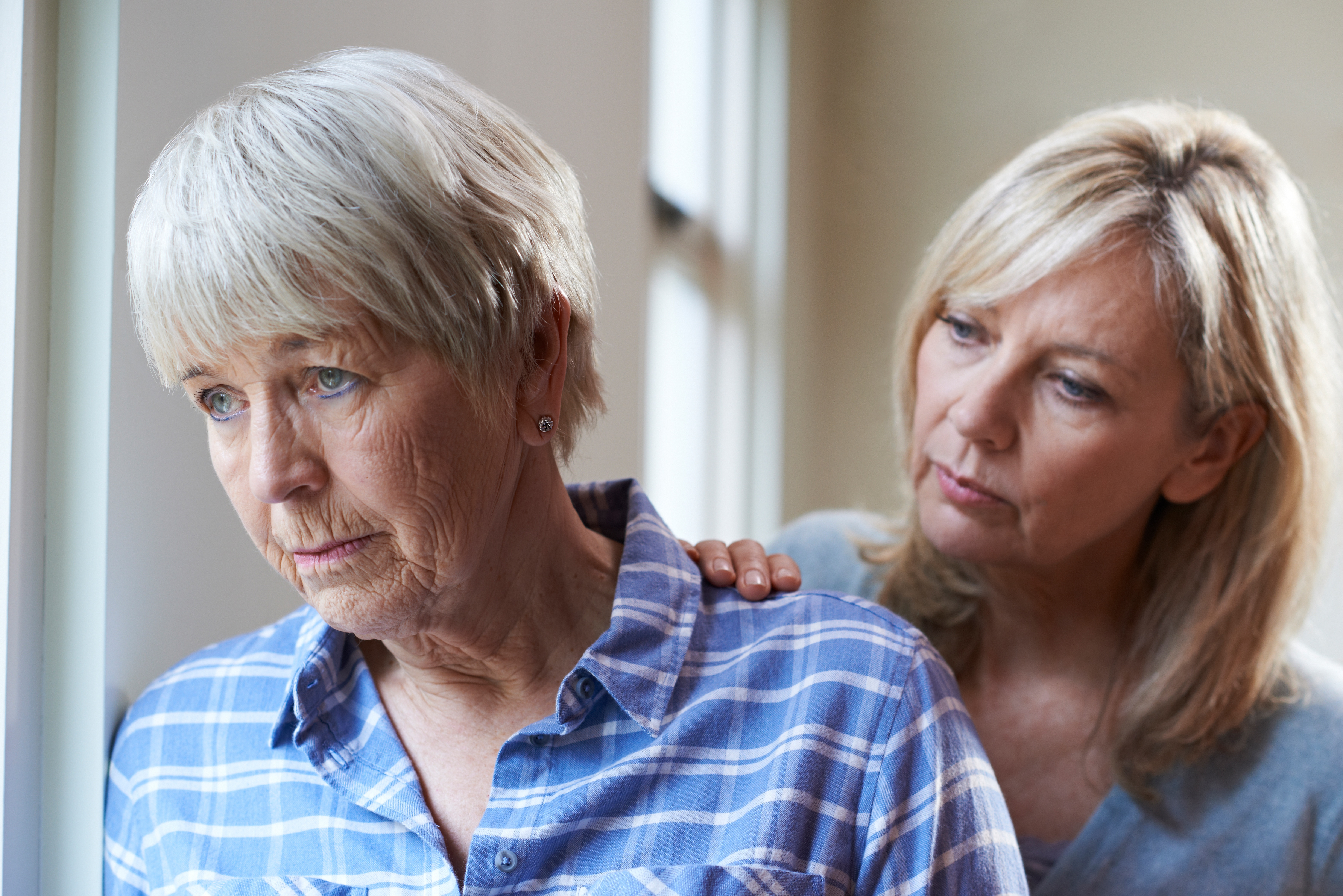 Adult child caring for loved one with dementia wondering if it's time to consider memory care