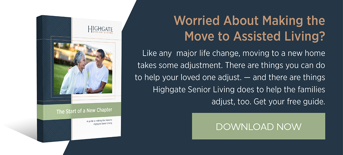 Guide to Making the Move to Assisted Living